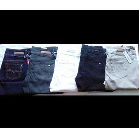 Pantalones Bacci Corte Alto Clasico