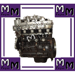 Motor Parcial Mitsubishi Pajero Full 3.2 Turbo Diesel