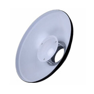 Godox Beauty Dish De 55 Cm Interior Bl Con Tela Difusora