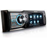 Stereo Philips Ced 320 Con Pantalla 3.5 Full Color Usb Nuevo
