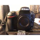 Nikon D810, Camara Con Lente Af-s 24-120mm Ed Vr Seminueva