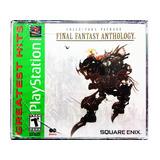 Final Fantasy Anthology V & Vi Nuevo Ps One - Playstation 1