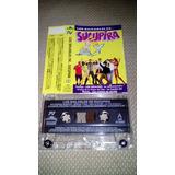 Antiguo Cassette Teleserie Los Bailables De Sucupira 1996