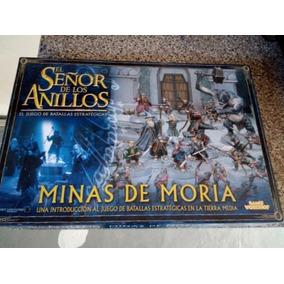 The Lord Of The Ring Caja Inicio Minas De Moria Warhammer