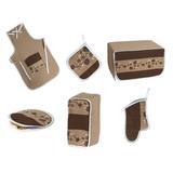 Concord | Set De Accesorios Decorativos De Cocina Cocoa