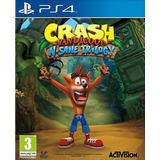 Crash Bandicoot N. Sane Trilogy Ps4 Formato Digital