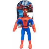 Muñeco Soft Spider-man De Tela C/sonido Newtoys