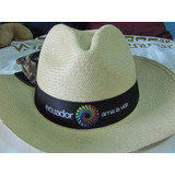 Chapéu Panamá Original Paja Toquilla no Mercado Livre Brasil 8b2cac961c0