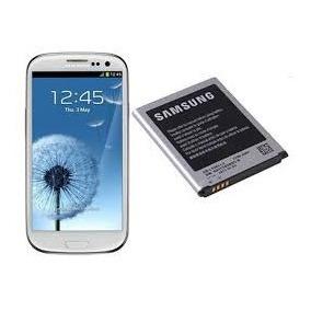 Bateria Samsung Galaxy Siii S3 I9300 S4 S5 Mini Original