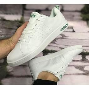 1b6d88deaf Zapatillas Adidas Advantage Clean Blanco Urbanas 2017 Ndph - Tenis ...