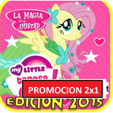 Kit Imprimible Para Tu Fiesta De My Little Pony 2x1