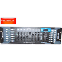 Consola Dmx 512 E-lighting 192 Canales Controlador