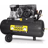 Compresor Dogo 10hp X 500lt Profesional Trifasico Casa Hedy