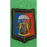 Malvinas Parche Agrup Comando Anfibio