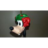 Kit Com 6 Enfeites Arvore De Natal Disney Pateta Resina