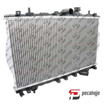 Radiador Arrefecimento Motor Jac J3 Hatch J3 Turin 1.4
