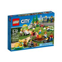 Lego City - Diversão No Parque - Pack Pessoas Cidade (60134)