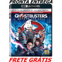 4k Ultra Hd + Bluray 2d/3d Ghostbusters 2016 Lacrado 3 Disco