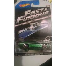 (93) 72 Ford Gran Torino Sport Rapido Y Furioso Hot Wheels