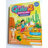 Guía Santillana 2 + En Pocas Palabras + Matemáticas Geniales