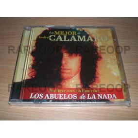 Andres Calamaro Lo Mejor De + Abuelos De La Nada (cd) Nuevo