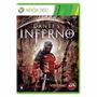 Dante´s Inferno Xbox 360 Semi-novo Original Microsoft
