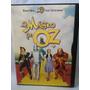 Dvd O Mágico De Oz - Snapcase Aberto Disco Novinho Original