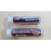 Manopla Personalizada Honda Racing Titan 125 150 160 Cg Fan