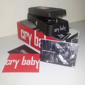 Pedal Cry Baby - Gcb95 - Wah Wah Dunlop - Mxr -c/ Nota