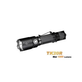 Nueva Linterna Fenix Tk20r, Recargable Usb, 1000lm, Tactica