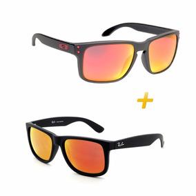 Kit 6 Óculos De Sol Holbrook Polarizado Envio Rapido Atacado