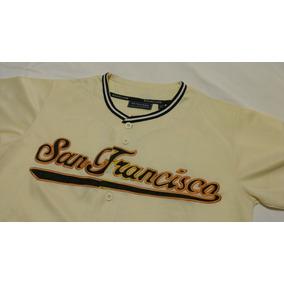 Camisa Baseball San Francisco (coleção)