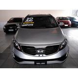Kia Sportage Lx 2012 Automatica Com Navegador