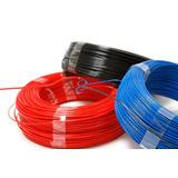 Cable Thw 8, 100 % Cobre,rollo De 100 Mts