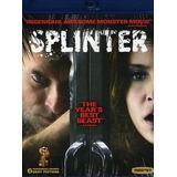 Blu-ray Splinter (2008) Importado