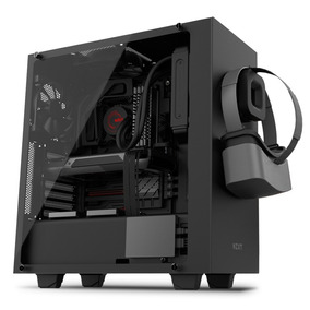 Gabinete Nzxt S340 Elite Matte Black Gamer Pc Venex