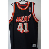 (raridade) Jersey Champion Miami Heat, Glen Rice