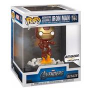 Funko Pop! Deluxe Avengers Assamble Iron Man 584 Exclusivo.