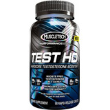 Test Hd Musscletech (90 Capsulas) Usa