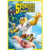 La Película De Bob Esponja: Esponja Fuera De Dvd Agua