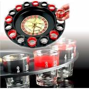 Roleta Shot Drink 16 Copos