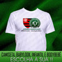 Camiseta Chapecoense Blusa Chape Flamengo Vasco Homenagem