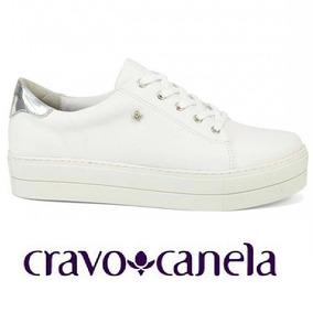 0e38347f80a 20% Off Tênis Plafaforma Cravo   Canela Jeans 148901