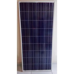Painel Placa Energia Solar Celula Fotovoltaica 150w Inmetro