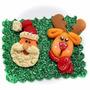 Zarcillos Navidad Variados Originales Regalo Mujer Diseños