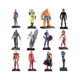 Miniatura Marvel E Dc Eaglemoss