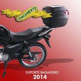 Suporte Bagageiro Cg 125/150 Fan 160 2014 Em Diante