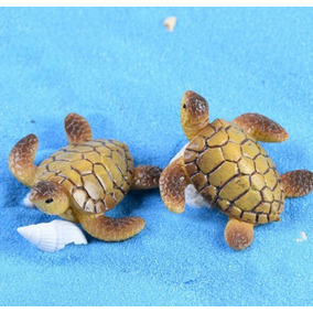 Tartaruga Miniatura | Jardim Bonsai Decoração Aquário Terra