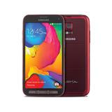 Smartphone Samsung Galaxy S5 Sport 16gb Rojo Con Detalles
