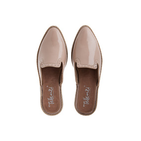 Zapato Mujer Tellenzi 5021 Charol Rosa